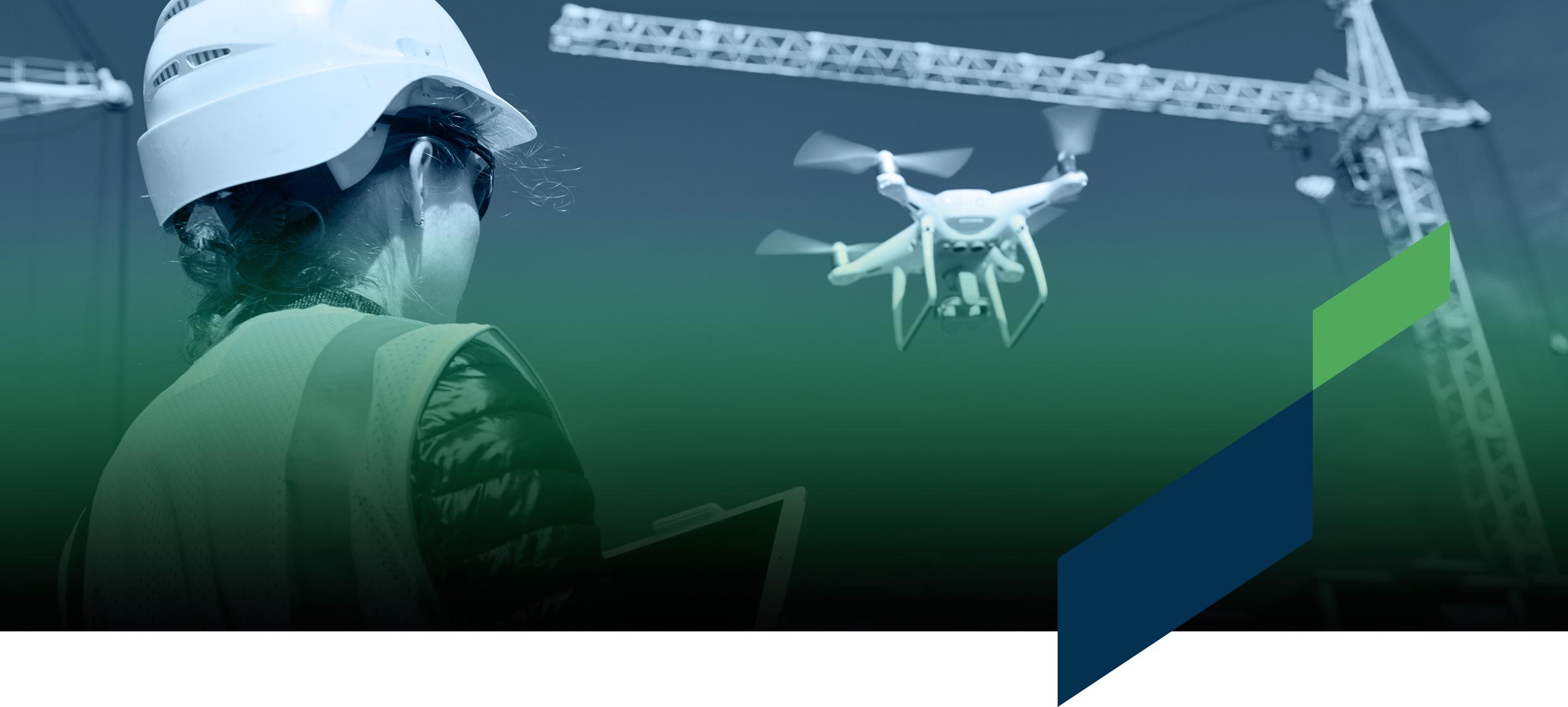 Servizi e consulenza sui droni
