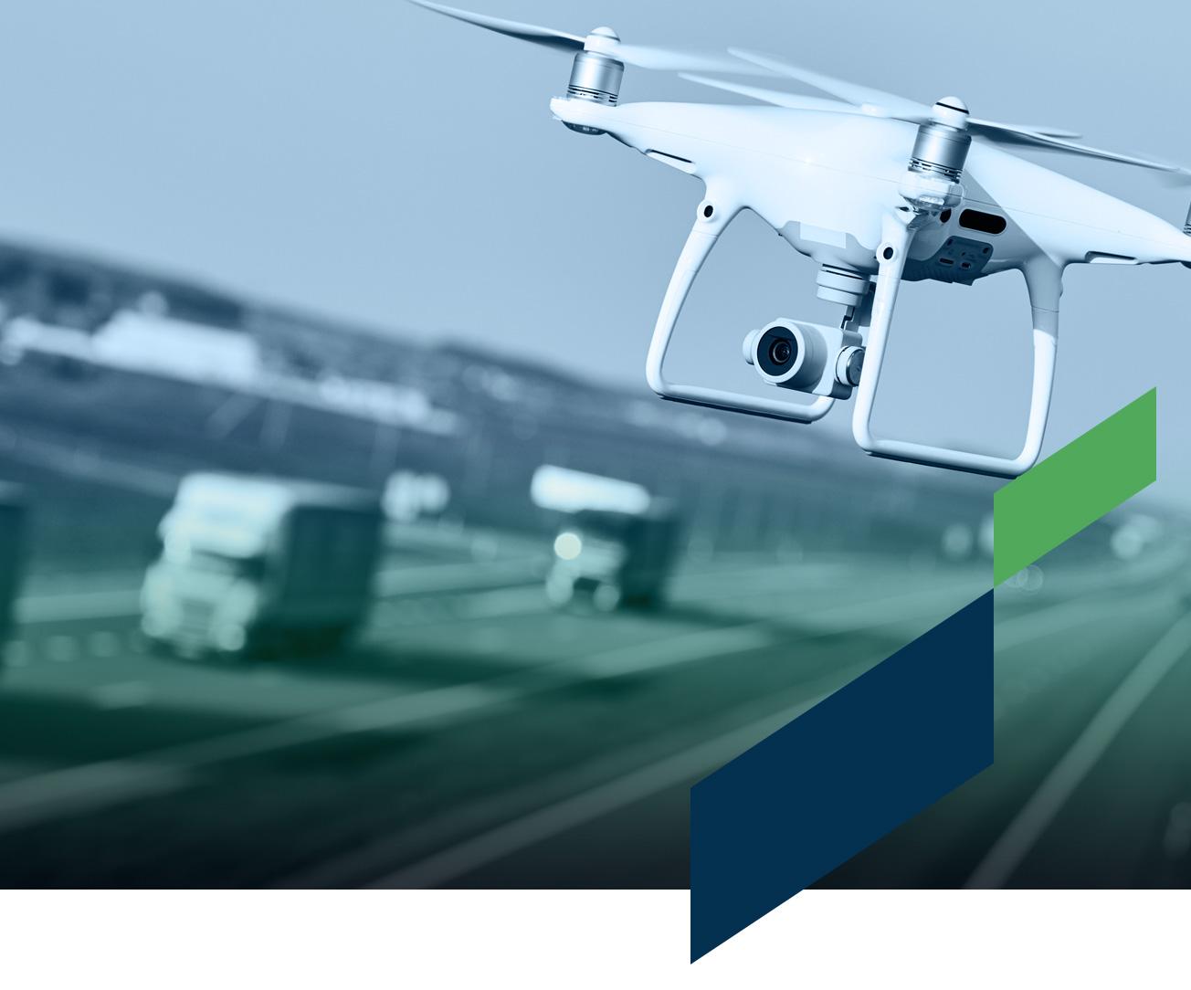 Servizi per volare con droni