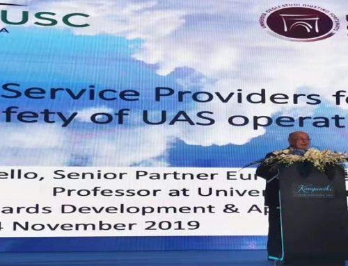 Terzo Forum Internazionale sulla standardizzazione dei droni